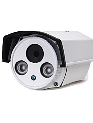 T801  720P 1.3MP HD Network  Surveillance Camera IP/  2 - IR LED,P2P Connect
