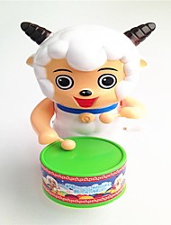 Pleasant Goat Clockwork Playing Drums Toys