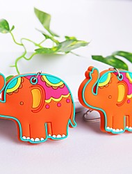 """Lucky Elephant ""Elephant Key Ring"