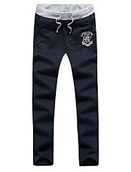 Men's Fashion Printing Sports Pants