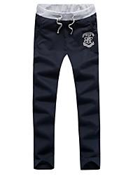 Men's Fashion Printing Sports Pants