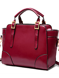 McCartney Women's Fashion Vintage Solid Color Tote Bag