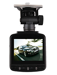 "Car DVR 2.4"" Full HD 1080P WDR Car Camcorder 120 Degree Wide Angle Car Camera Recorder With Night Vision e-Car X4"