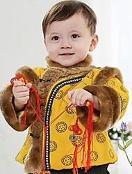 enfants chinois vent nationale des enfants d'impression outfit
