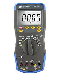 gamme automatique multimètre numérique automobile analyse instrument de détection holdpeak hp-760K