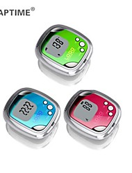 Pocket Pedometer with Advanced Health Management Software