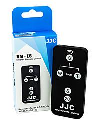 JJC RM-E6 InfraRed Shutter Remote for Canon 700D 600D 650D 5D2 5D3 60D 70D 7D 6D