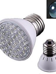 Spot Blanc Chaud E26/E27 2 W 38 Dip LED 120 LM AC 110-130 V