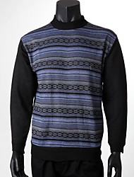 Men's Decorative Design Jumpers