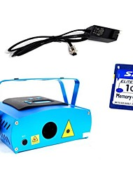 LT-937122 Full Color Mini Flash Programmable Laser Projector (240V,1x laser projector)