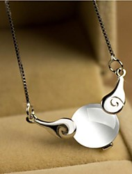 Ladies'/Women's Alloy Necklace Gift/Party/Daily/Special Occasion Opal