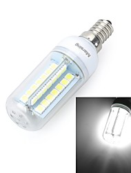 10W E14 LED Corn Lights T 56 SMD 5050 800-900 lm Cool White AC 220-240 V