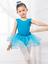 Kids' Dancewear Dresses&Skirts / Tutus Children's Spandex / Tulle Ballet / Performance Sleeveless