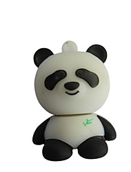 8gb usb de bande dessinée de panda 2.0 Flash Drive stylo