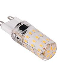 G9 5 W 45 SMD 3014 480 LM Warm White Corn Bulbs AC 220-240 V