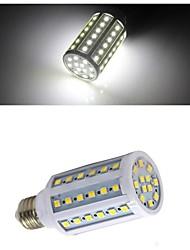 MORSEN E26/E27 10W 60 SMD 5050 600 LM Cool White T LED Corn Lights AC 220-240 V