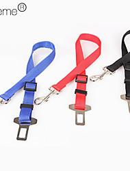 Lureme Car Seat Belts for Pets Dogs(Random Color)