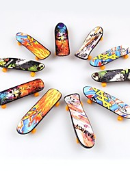 50Pieces/Lot Toys for Children Finger Skateboard(Single Face Printed)