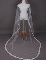 Elegant Lace Bride Wedding Veil