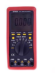 Auto Range True RMS Digital Multimeter Over Range Protection Electrical Instrument SZBJ DT992E