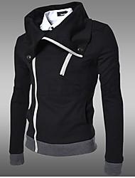 costumbre informal suéter ajuste terry de Jason hombres