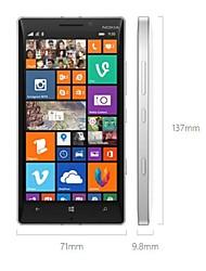 "Nokia Lumia 930 5 finestre ""8.1 smartphone 4g (wifi, gps, snapdragon 800, quad core 2200 MHz, 2GB di RAM, rom 32gb)"