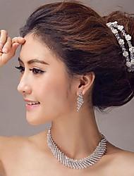 Crystal Wedding Tiaras