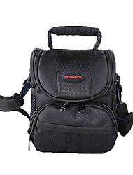 SoudElor Camera Bag for Canon 650D 500D 550D 600D Nikon D5100 D3000 D3100