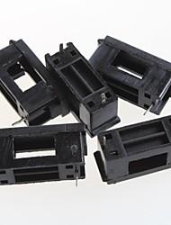 blx-a-Typ-5 * 20 Sicherungshalter mit Deckel Glashalter mit Deckel (5 Stück)