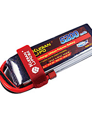 Kudian RC Battery 35C 5200mAh T Plug 4S