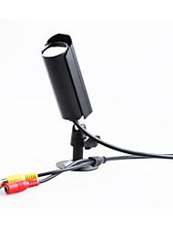mini-outdoor invisível 8 ir 940nm 0 lux nightvisio Effio-e 700TVL mini-bala câmera de CCTV jya6017