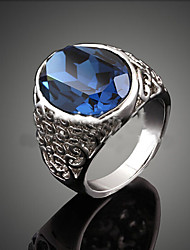 YUAN Fashion Casual High Quality Vintage Ring