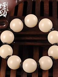 tanson®natural Nepal tibetano 18-21mm Banyan ágata raiz pulseira de homens e mulheres devem entregar na