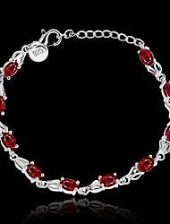 Women's Silver plated Bracelet