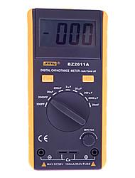 LCD digitale display capaciteit meter elektrische instrument szbj bz2611a