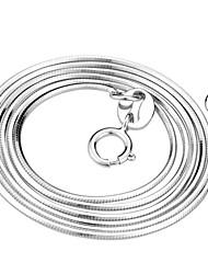 925 ожерелье Aimei женщин