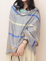 Casual Cotton Shawls / Scarves