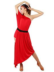 Latin Dancewear Women's Qmilch Latin Dance Dress (More Colors)