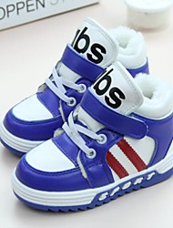 Boys'  Shoes Round Toe  Flat Heel  Fashion Sneakers Shoes  with Lace-up  More Colors available