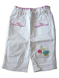 Girl's Cotton Shorts , Summer