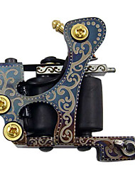 Coil Tattoo Machine Professiona Tattoo Machines Cast Iron Liner and Shader Wire-cutting
