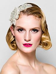 Women's/Flower Girl's Fabric Headpiece Headbands