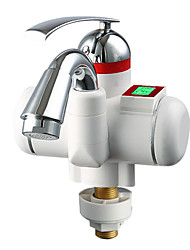 Digital Electric Water Heaters Faucet Cold hot dual-purpose for shower suit