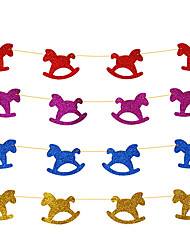 3M Hobbyhorse Paper Garland(More Colors)