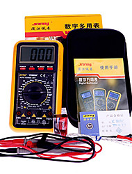 LCD digitale display backlight multimeter multifunctionele elektrische instrument szbj vc9808a +