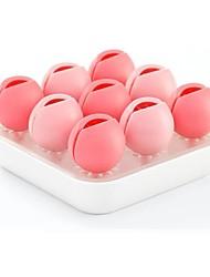 floraison forme de bourgeon multi-fonctions boîte de cosmétiques de stockage / boîte vendeuses
