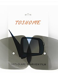 TOSHOME Anti-glare Film for Outside Rearview Mirrors for PRADO