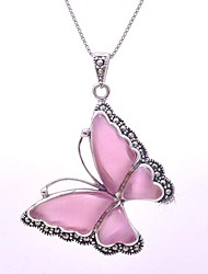 AS 925 Silver Jewelry   Butterfly Pendant