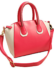 Lady Fashion Smlie Shape Handbag