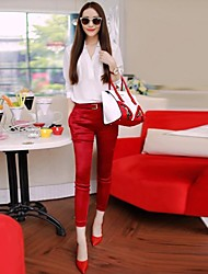 Women's New Fashion Causal Suit(Blouse & Pant)